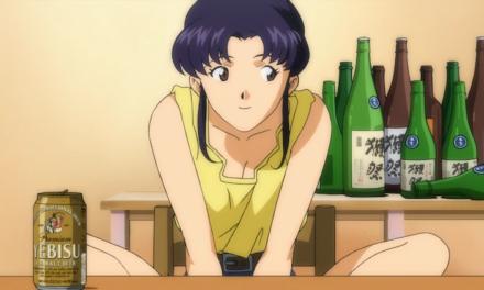 "Sake Maker Dassai Recreates Misato's Flat from ""Evangelion"" as a Tribute to our Favourite Boozy Babe!"