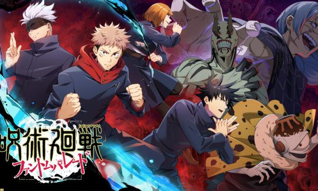 """""""Jujutsu Kaisen"""" Smartphone Game """"Jujutsu Kaisen Phantom Parade"""" Teased!"""