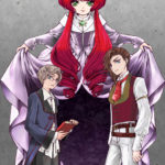 """CLAMP Tapped for Character Designs of New Netflix Anime """"Grimm"""""""