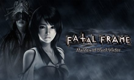 """""""FATAL FRAME: Maiden of Black Water"""" Re-release Out Later This Year!"""