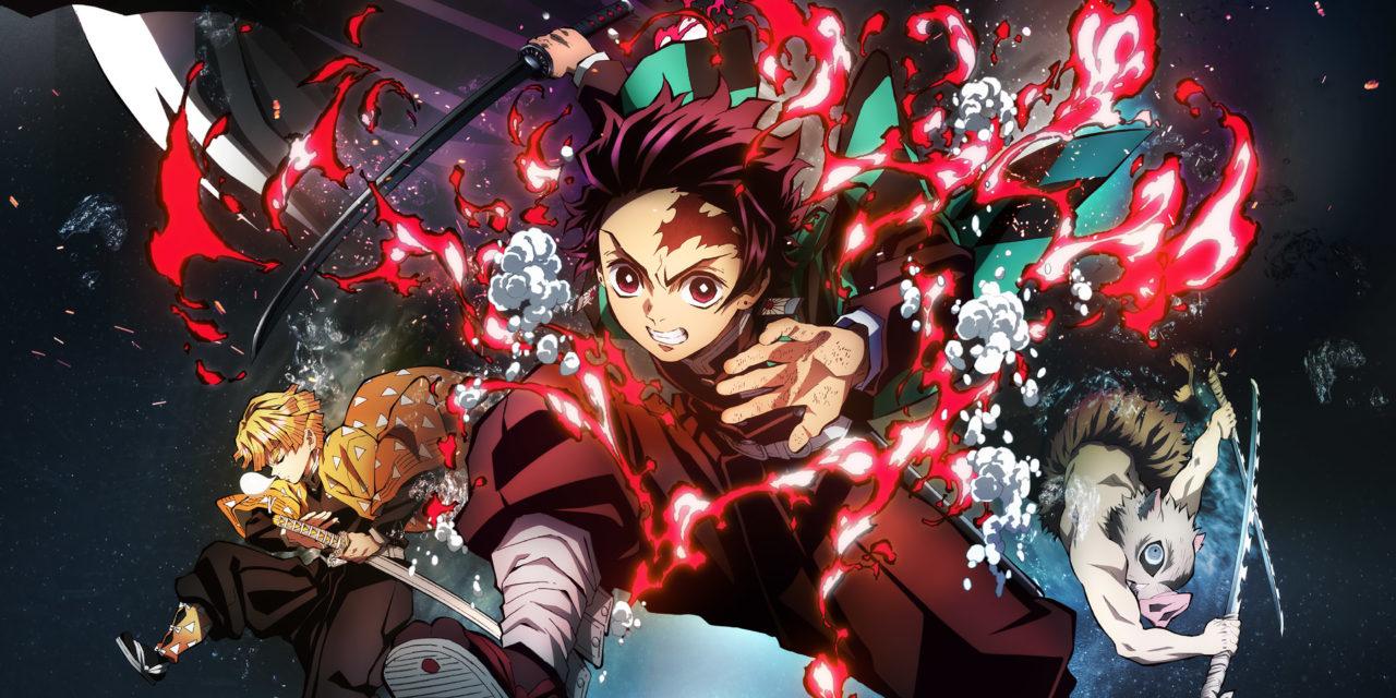 """""""Demon Slayer – Kimetsu no Yaiba – The Movie: Mugen Train"""" Heads to Streaming Platform Viu!"""