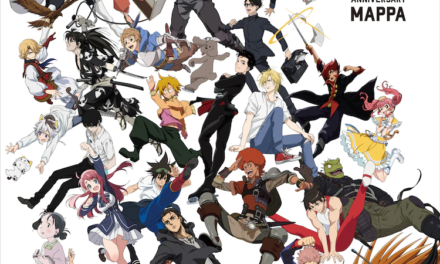 MAPPA Celebrates Anniversary with Video and Visual feat. 10 Years of Hit Anime