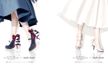 """Fashion Brand mayla classic Drops Gorgeous """"Violet Evergarden""""-inspired Heels"""