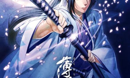 "New ""Hakuouki"" OVA Announced, New Character Teased"