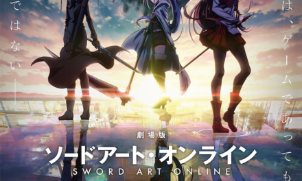 """""""Sword Art Online Progressive: Aria of a Starless Night"""" Gets Definitive Release Date of 30th October"""