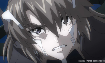 """""""Fafner in the Azure THE BEYOND"""" to Screen at Cinemas Starting 5th November"""
