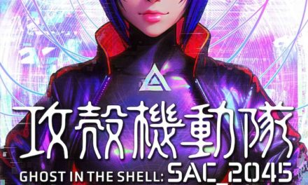 """""""Ghost in the Shell: SAC_2045"""" Movie Out Later This Year"""