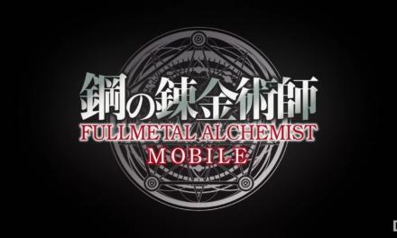 """Fullmetal Alchemist Mobile"" Game Teased!"