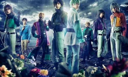 """Mobile Suit Gundam 00 -Hakai ni Yoru Saisei- Re:Build"" Stage Play Premieres  February 2022"