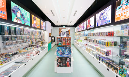 Singapore's Largest Anime Retail Brand Hakken! Officially Launches Second Outlet in VivoCity