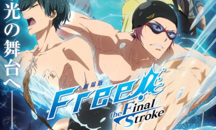 """First 10 Mins of """"Free! The Movie -The Final Stroke-"""" Now Up on KyoAni's YT  Channel!"""