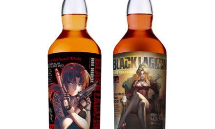 """""""BLACK LAGOON"""" Releases Malt Whiskeys for 20th Anniversary"""