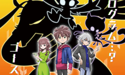 """New """"Digimon"""" Anime """"Ghost Game"""" Airs October"""