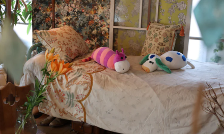 """Create a Mystical Sanctuary with these """"Howl's Moving Castle"""" Bedlinens!"""