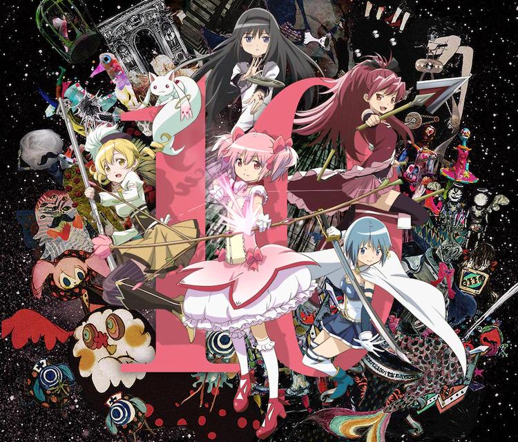 """""""Puella Magi Madoka Magica"""" 10th Anniversary Exhibition Announced!"""