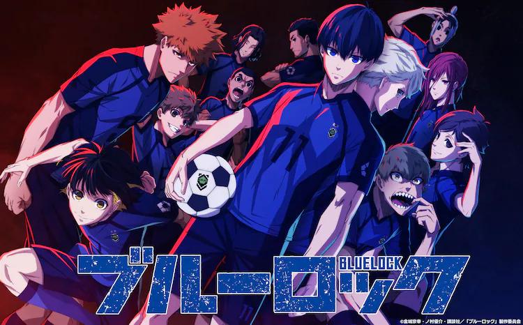 """Muneyuki Kaneshiro and Yusuke Nomura's """"Blue Lock"""" Gets TV Anime Adaptation, Out 2022"""
