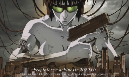 """""""GHOST IN THE SHELL"""" Gets IMAX 4K Remaster, Screening 17th September 2021"""