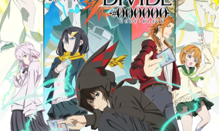 """ANIPLEX Launches 1st TCG-Anime Project """"Build Divide -#000000-"""" feat. EGOIST"""