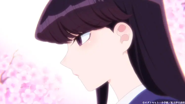 """""""Komi Can't Communicate"""" Drops 2nd PV, Premieres 6th October 2021"""