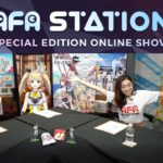 More Secret Locations to be Explored in New Episode of AFA Station TV — Supported by J.CLAIR!