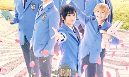 """Ouran High School Host Club"" Musical Drops KV, Announces Additional Cast Members"