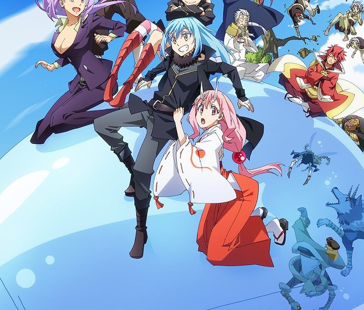 """""""That Time I Got Reincarnated as a Slime""""  Gets Film, Out in Autumn 2022!"""