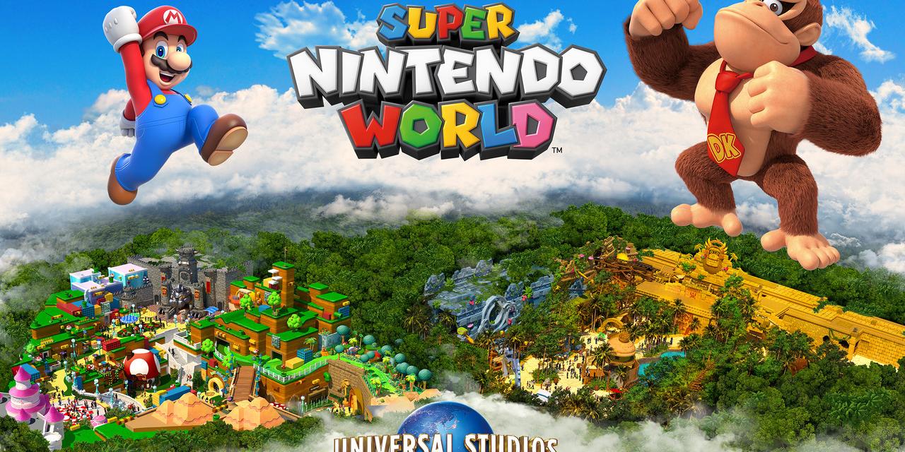 """USJ """"Super Nintendo World"""" to Open """"Donkey Kong"""" Area in 2024"""