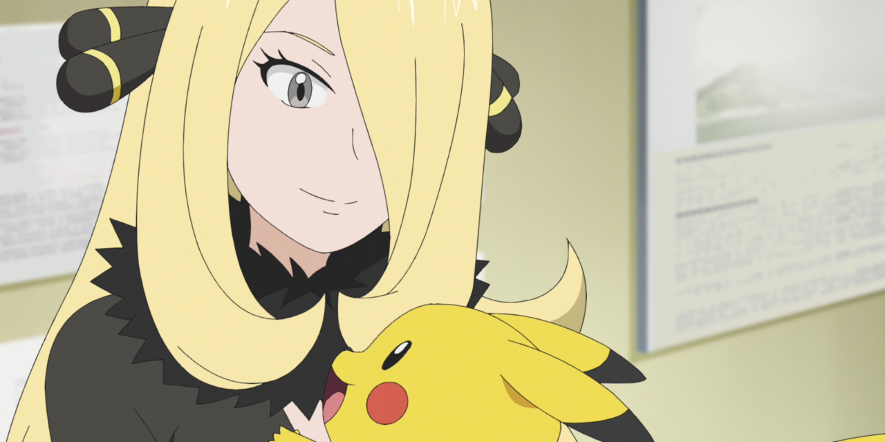"""Sirona Fans Rejoice — She's Back in an Upcoming Episode of """"POKEMON""""!"""