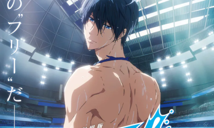 """Second Film of """"Free! The Movie -The Final Stroke-"""" Drops Teaser Video"""