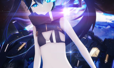 """Spring 2022 Launch Eyed for """"Black ★★ Rock Shooter DAWN FALL"""""""