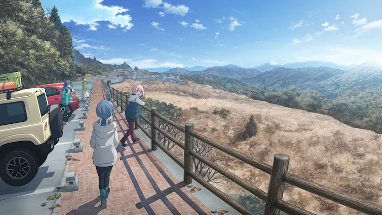 """Get Ready to Get Comfy as """"Yurucamp"""" Film Premieres 2022"""