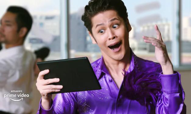 Mamoru Miyano Stars in Series of Ads for Amazon Prime Video 👀👀👀