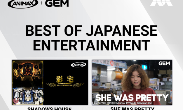 Enjoy the best of Japanese entertainment, anytime, anywhere — on meWATCH!