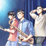 """Jazz Manga """"BLUE GIANT"""" Gets Anime Film 2022!"""